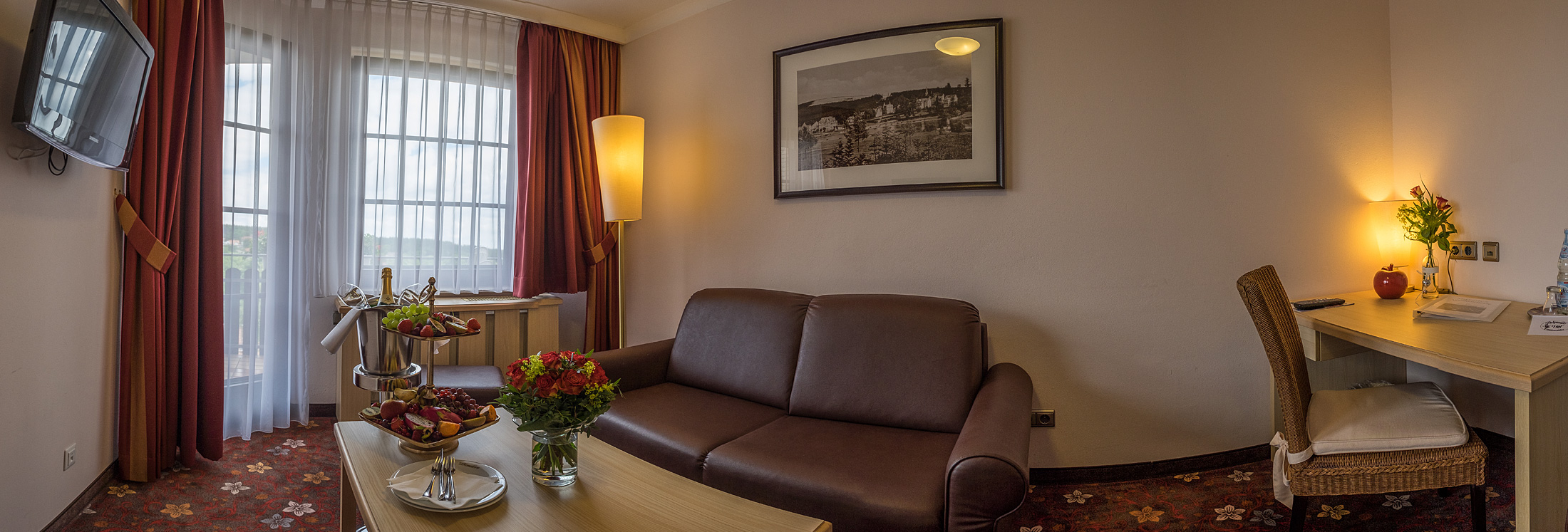 Motiv: (Junior-) Suite - Zimmer - Hotel
